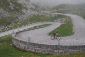 AnBo19 – transalp pyöräily Andermatista Bormioon